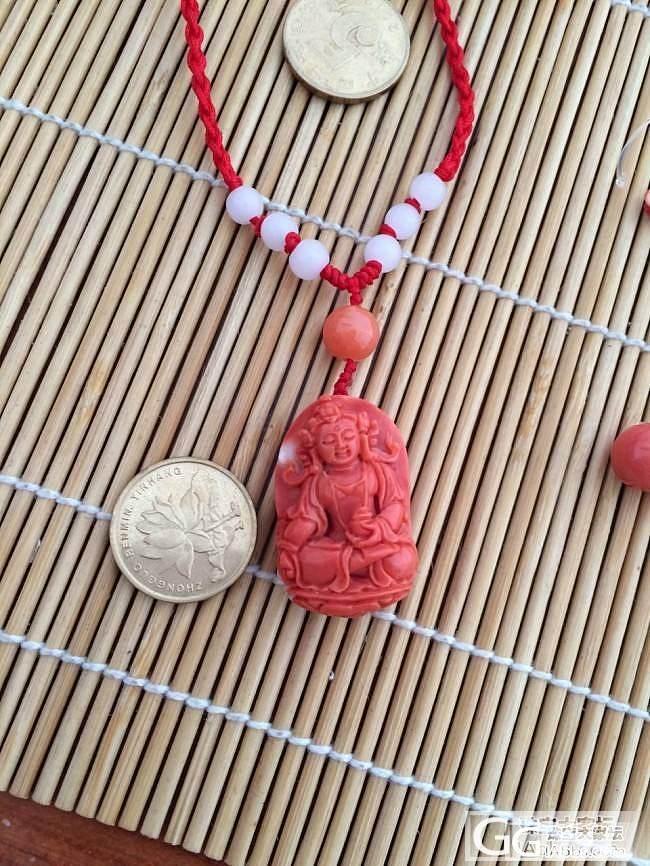 天然珊瑚枝,雕件,戒面_有机宝石