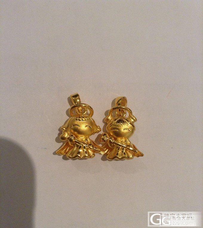 代购硬金福星宝宝,权杖魔法宝宝,家和..._珠宝