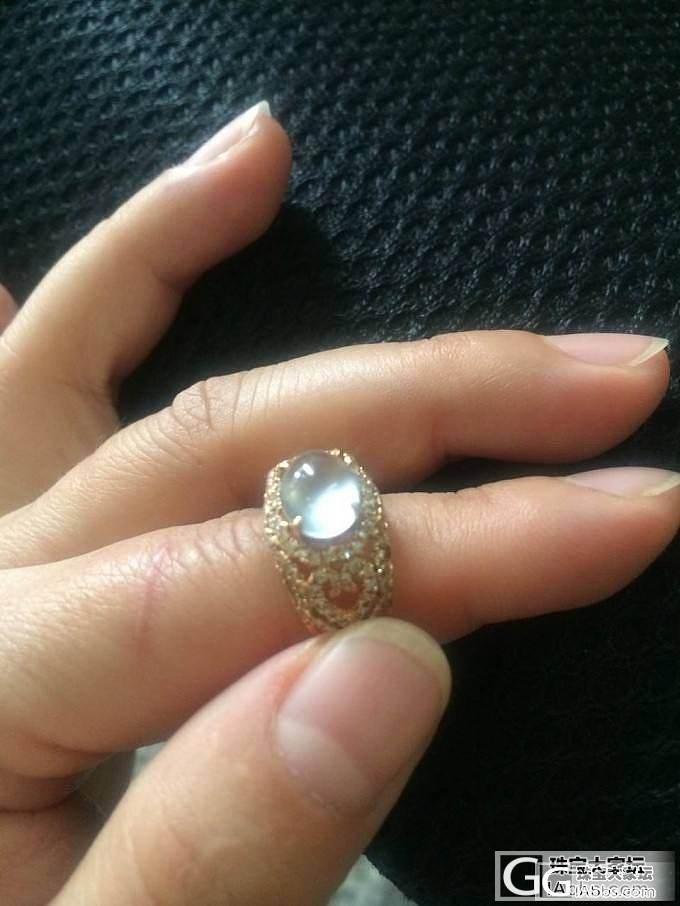 我的小胖戒指_翡翠