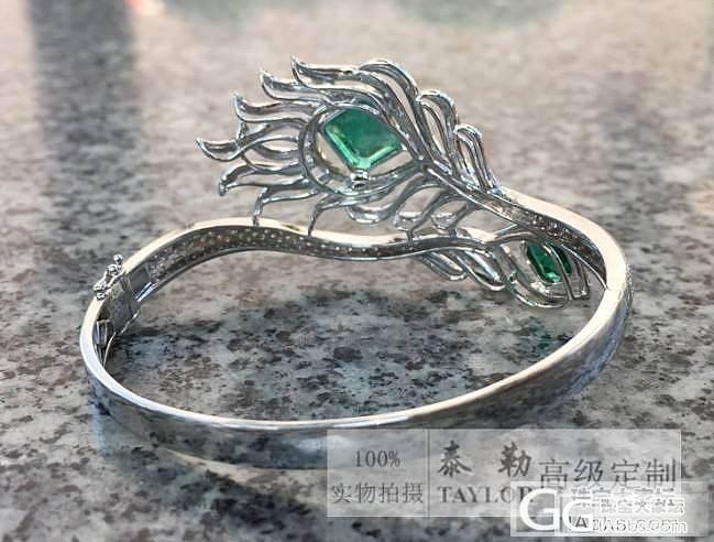【泰勒珠宝】18K钻石超豪华镶嵌 顶..._泰勒珠宝