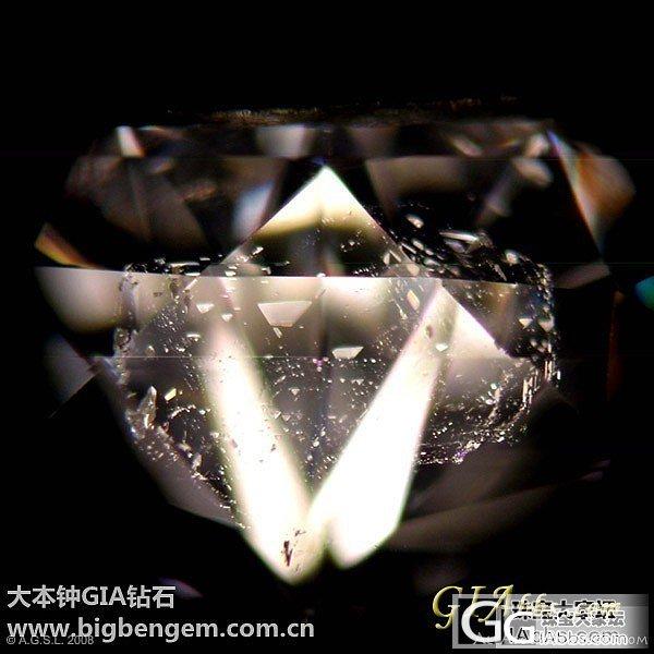 双栾晶体对钻石的火彩影响大么?_钻石