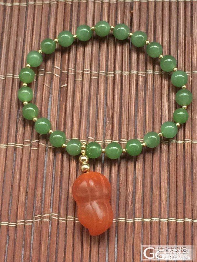 超美的南红,青金,绿松石宝贝集合了,大家看看吧!_传统玉石