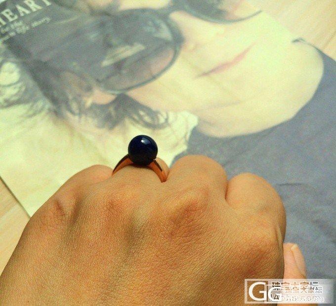 新酱油的戒指,求赞_青金石