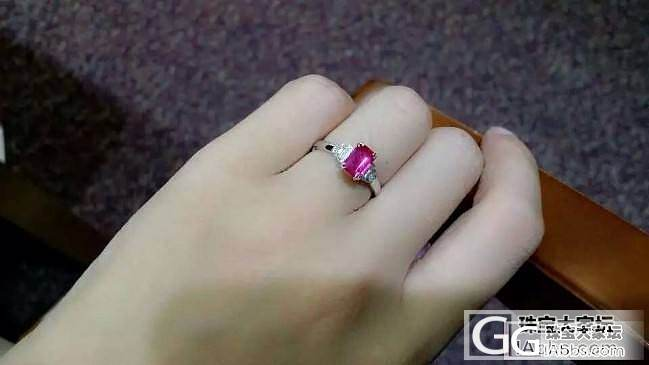 【RBG 定制欣赏】分别是鸽血红尖晶,热粉粉蓝宝,粉色尖晶,黄色蓝宝,都很美_上海皇家蓝彩宝