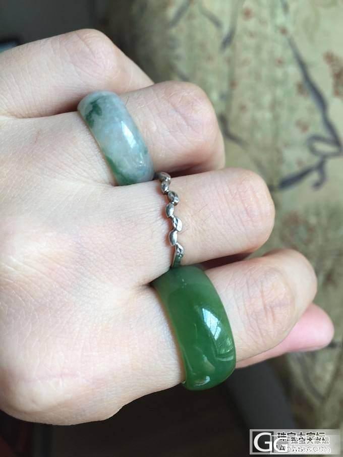 两个指环,_翡翠