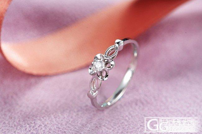 玫瑰金和白金这两个材质的戒指要怎么搭配好?_K金戒指摄影