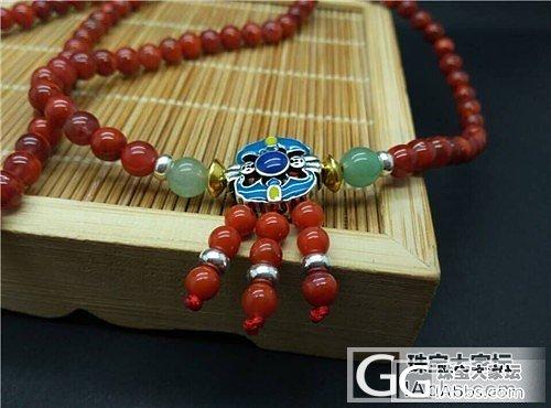 【文玩挑选知识】怎么选购南红玛瑙手串_珠宝