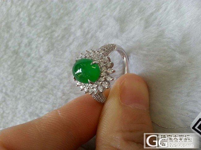 翡翠中最美的色是绿色_戒指翡翠