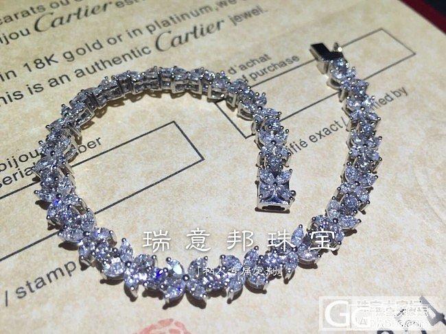 【瑞意邦珠宝】——全钻马眼手链出货 客定_瑞意邦珠宝