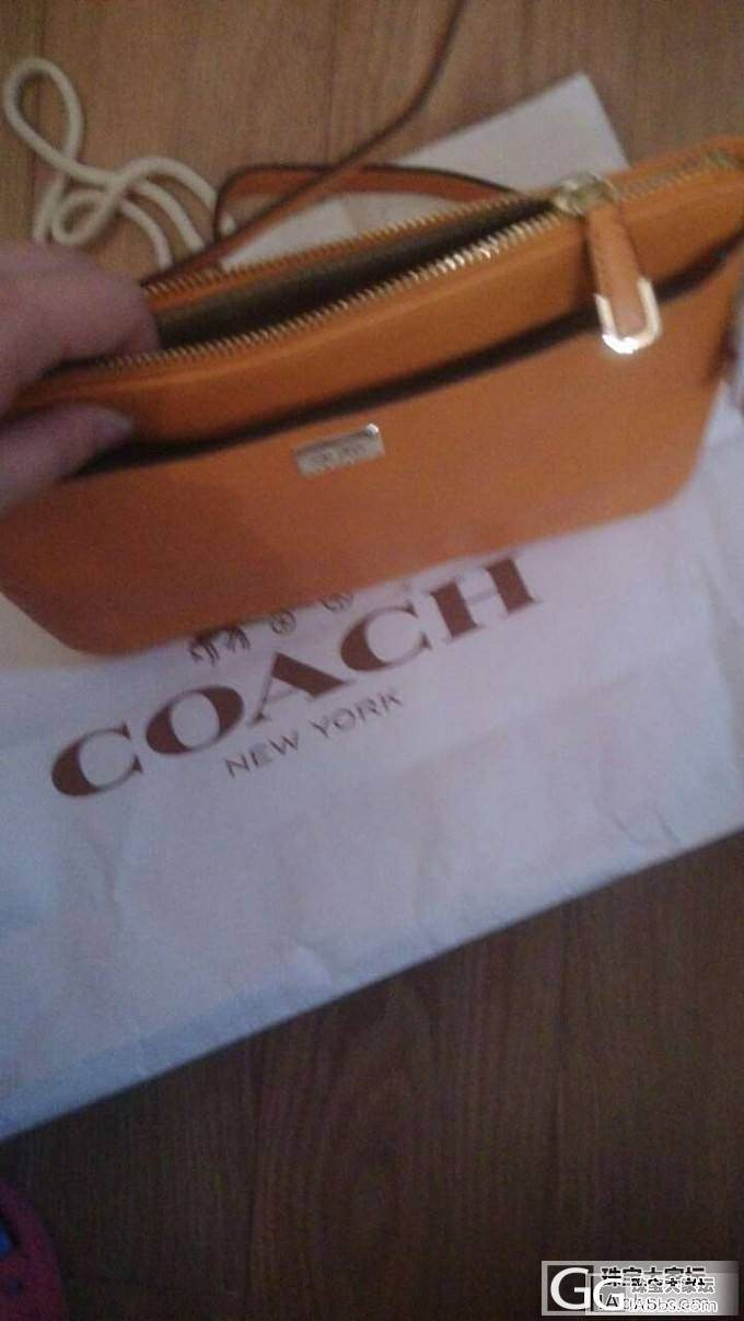 圣诞节入了几个Coach女包,大家分..._品质生活