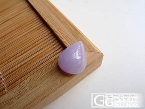 F礼玉锋翡翠F--8.8  皆为紫罗兰,马鞍+水滴+蛋面+玫瑰花_翡翠