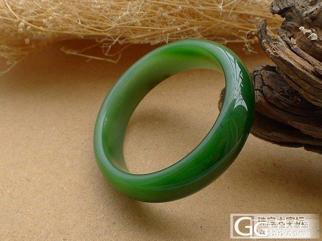 【品尚】啊北5.8新货:精品碧玉阳绿手镯26#(内径52.54mm),随时拍。(已拍)_品尚翡翠
