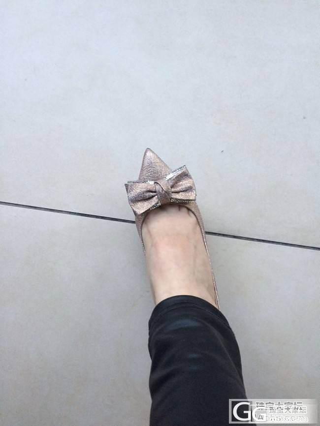 全新亏转 当季单鞋 【羊绒皮 闪闪闪..._珠宝