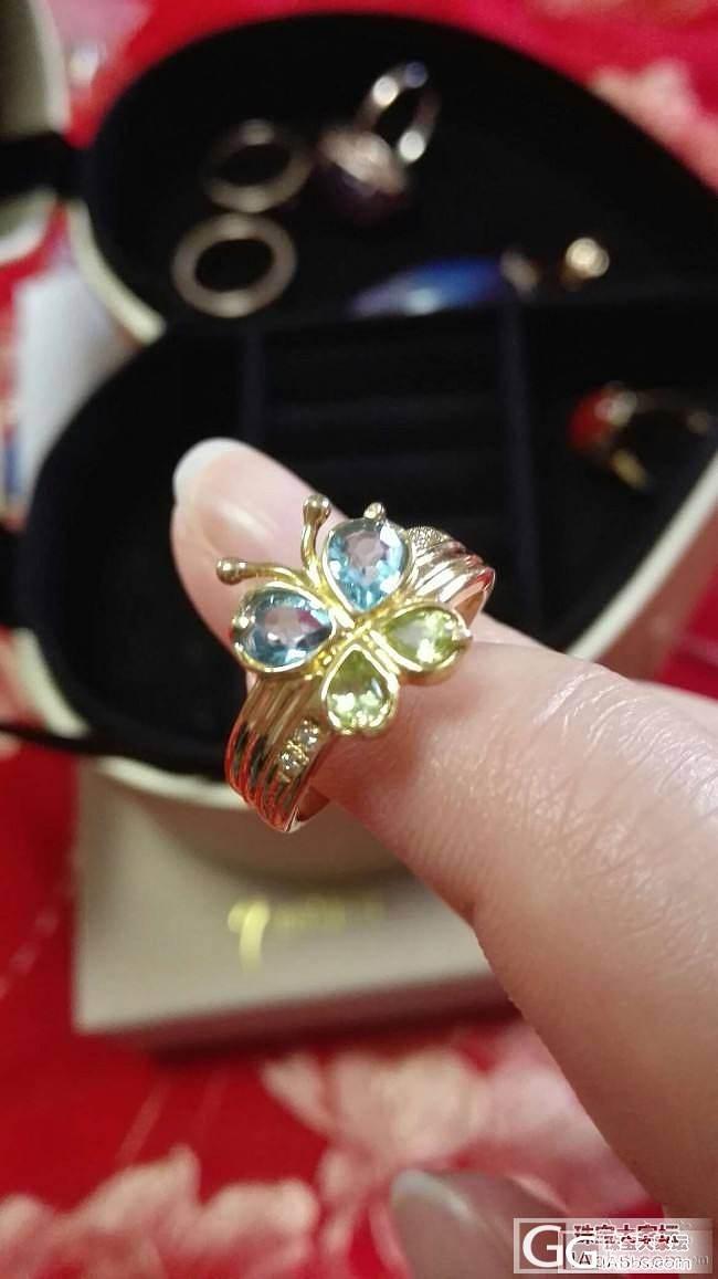 18K金钻石镶嵌各种美物,母亲节之前..._珠宝