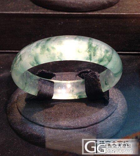 清粥小菜VS鲍翅参, 上海珠宝展高货跟自己的家常翠_展会翡翠
