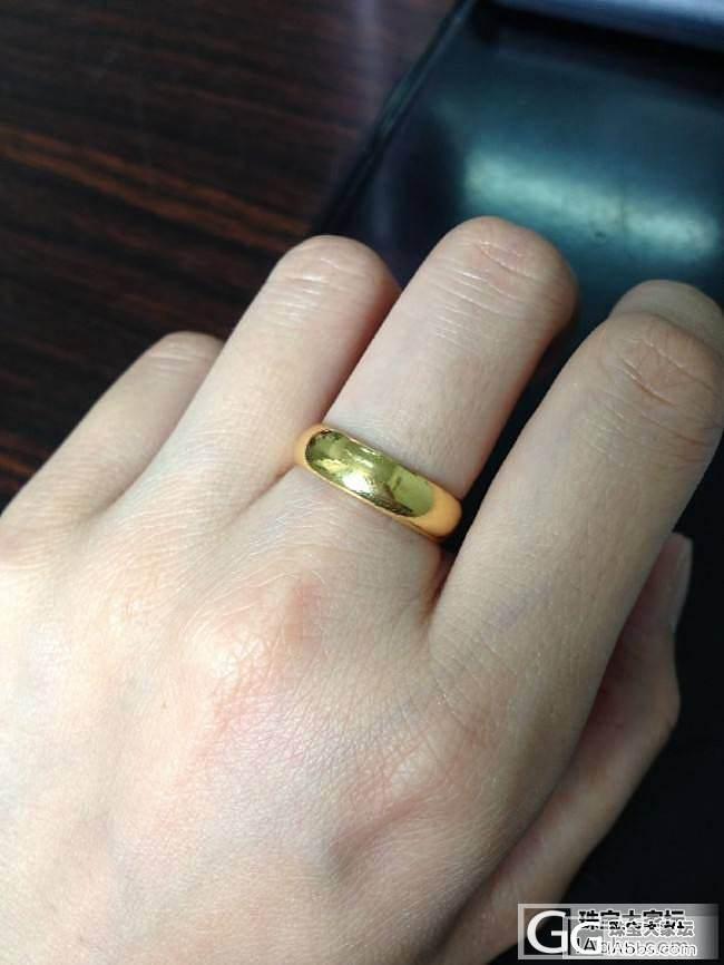 校长家的光圈戒指和大幅家的抽拉~_手镯戒指金