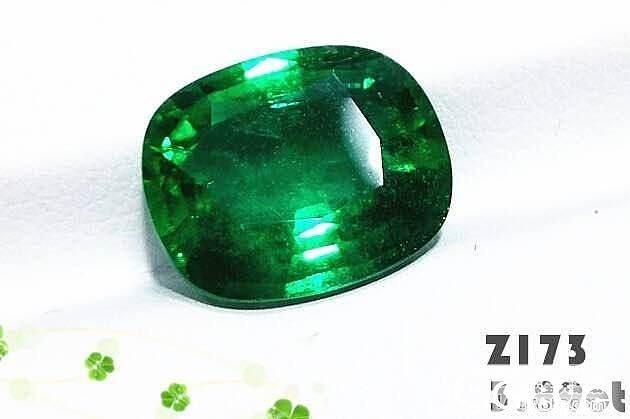【泰勒珠宝】收藏级极品色净度祖母绿,..._泰勒珠宝