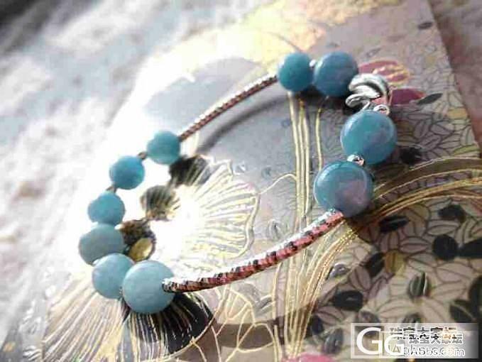 海蓝宝~蓝蓝蓝~微信ID:shine..._珠宝