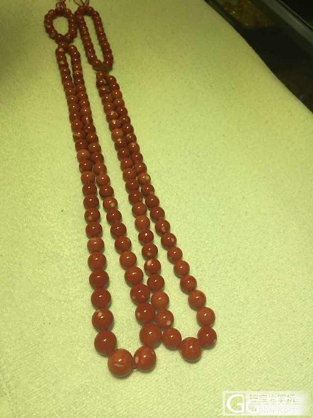 红珊瑚各类成品有需要的可以Q聊104..._有机宝石