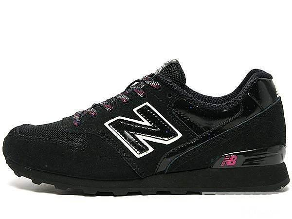 纽巴伦 新款女鞋WR996黑 CBS猪巴革 35-40_珠宝