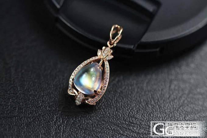 高货成品镶嵌哪个是你的最爱,月光石、..._珠宝