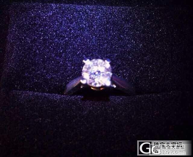 春哥家买钻归来,小钻太闪,拍的不好.._钻石小春钻石