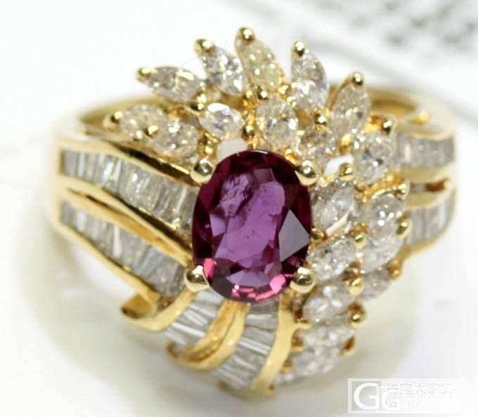【圣韵宝宝】红宝石戒指_圣韵钻石