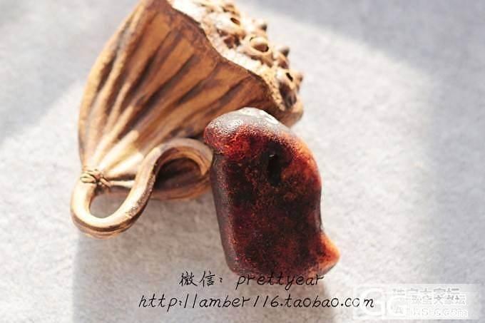 才到手的一批波罗的海海飘大料 感兴趣的来看_有机宝石