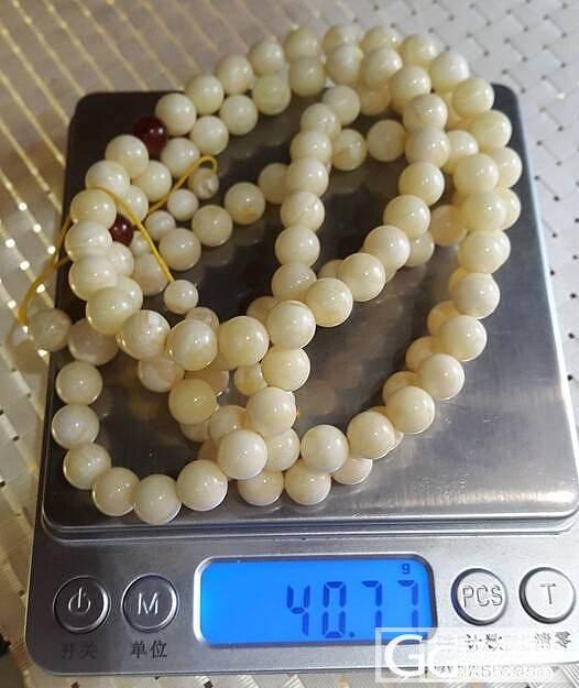 8mm+白蜜108佛珠,品质很好,价格很高,还有些11-14mm 鹅黄手串,尺寸定价格,包顺丰_有机宝石