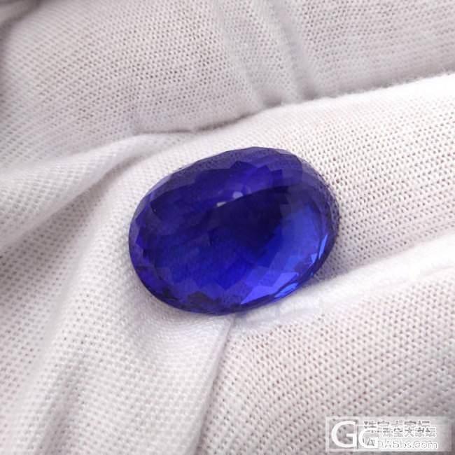 供应椭圆行坦桑石 2克拉-100多克拉_珠宝