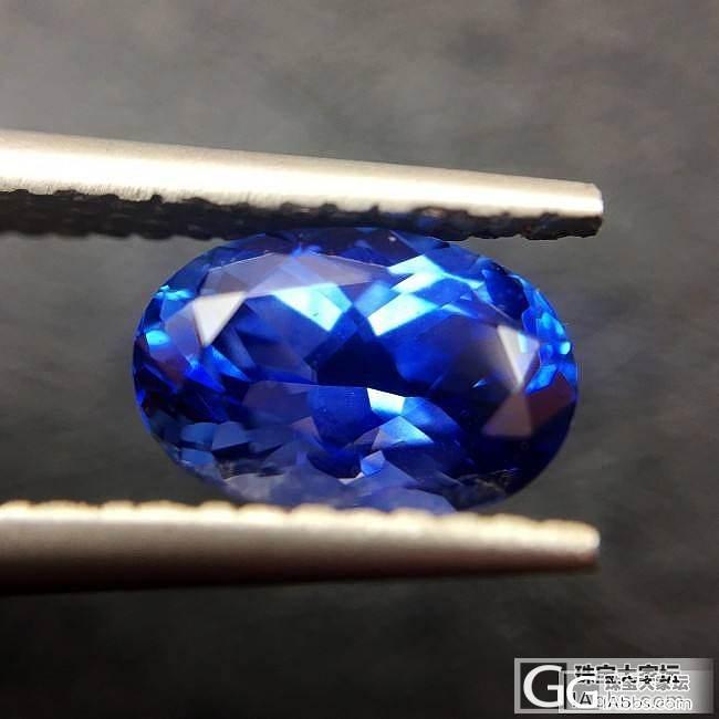 求个蓝宝女戒款式_蓝宝石刻面宝石
