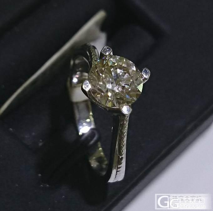 【圣韵宝宝】1.04 1色成品钻戒_圣韵钻石