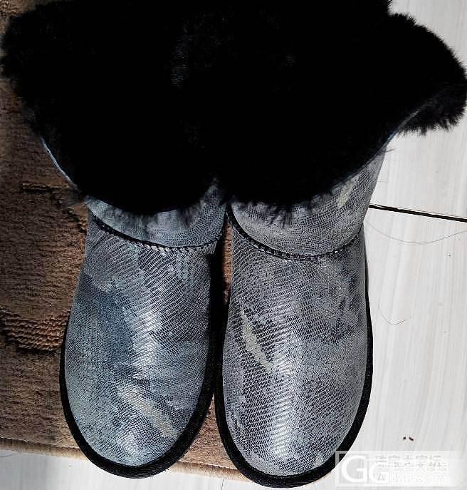 团购的雪地靴,有细节图,大家帮我看看_珠宝