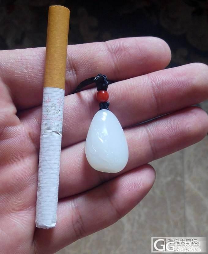 自藏:苏工名家羊脂级小精品 游鱼_和田玉