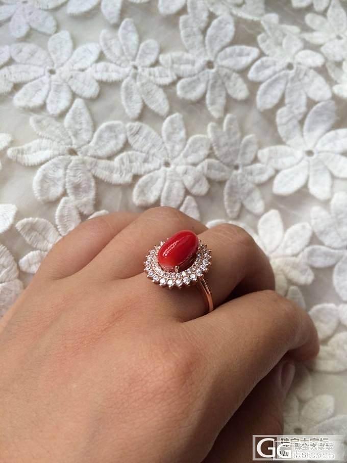 阿卡戴妃戒指_有机宝石