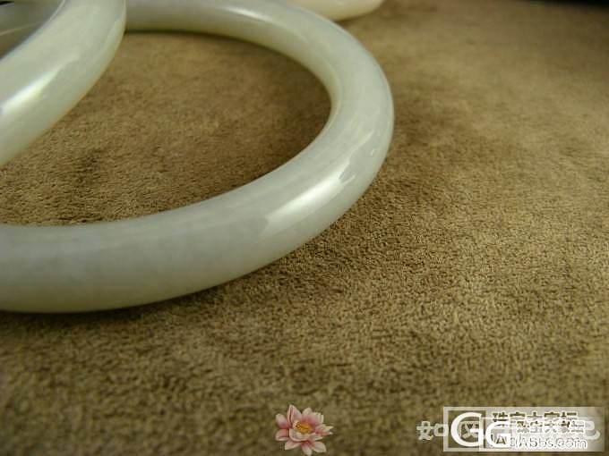 青花白玉--圆条手镯,918元/条包..._传统玉石