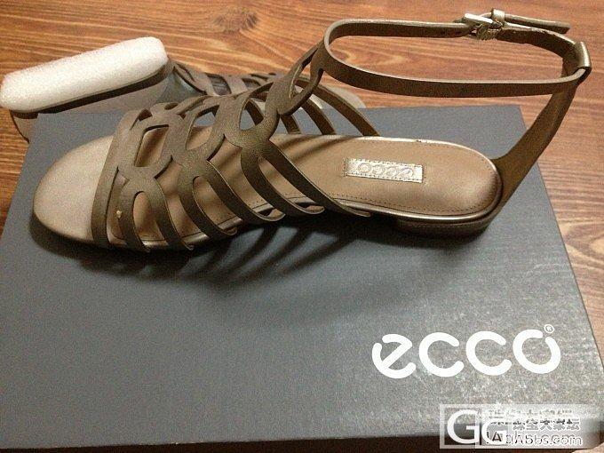 转让全新美国亚马逊海淘的ECCO爱步..._品质生活
