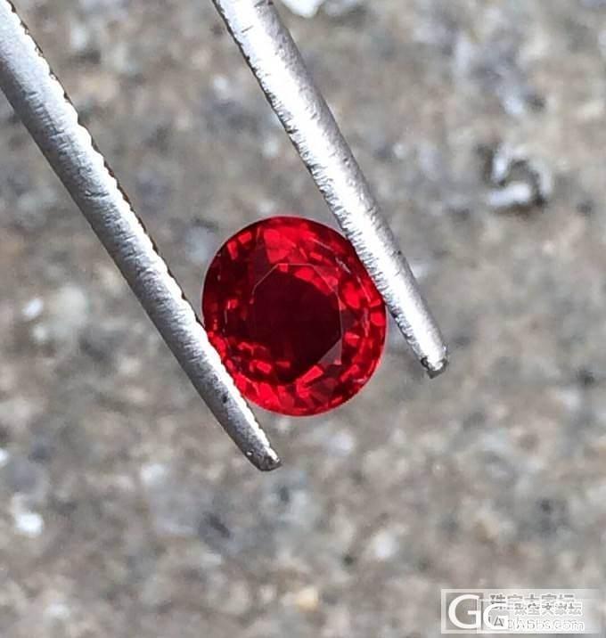 鸽血红_红宝石