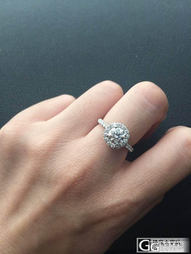 闪闪到手,来秀一下_钻石小春钻石