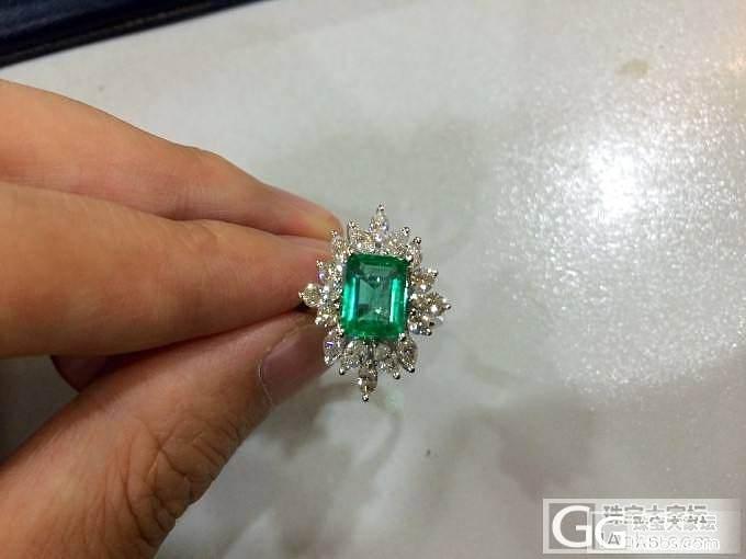 再来个祖母绿戒指_祖母绿琳琅满目刻面宝石