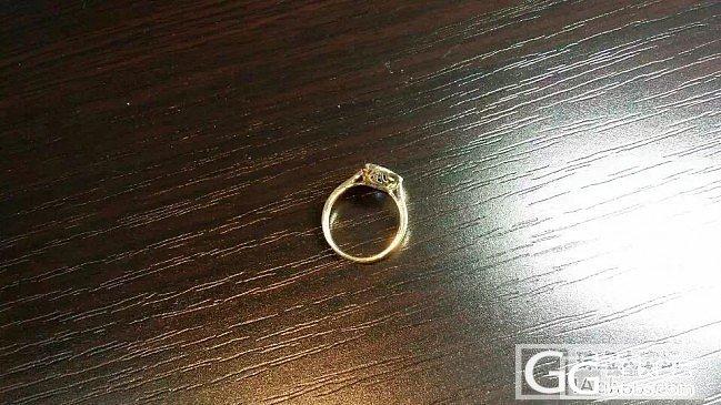 【RBG 定制欣赏】无烧皇家蓝蓝宝石戒指,精致小巧_上海皇家蓝彩宝