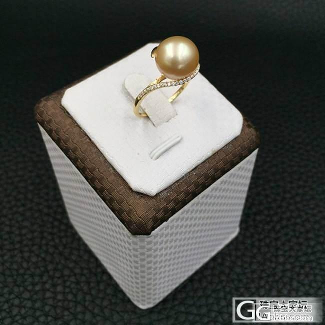 母亲节  最适合的就是送珍珠   来...