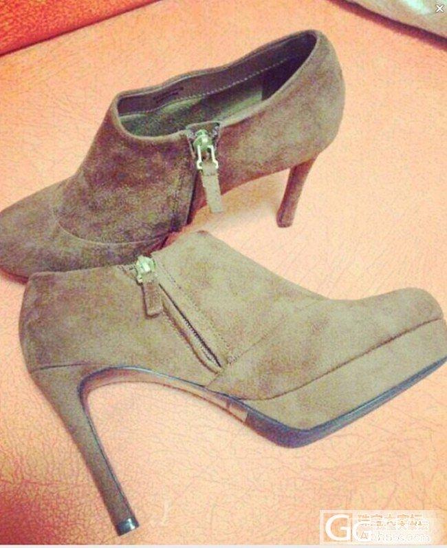 转一双鞋子~~两双自虐版鞋子~~10cm大高跟...炒鸡漂亮哦_品质生活