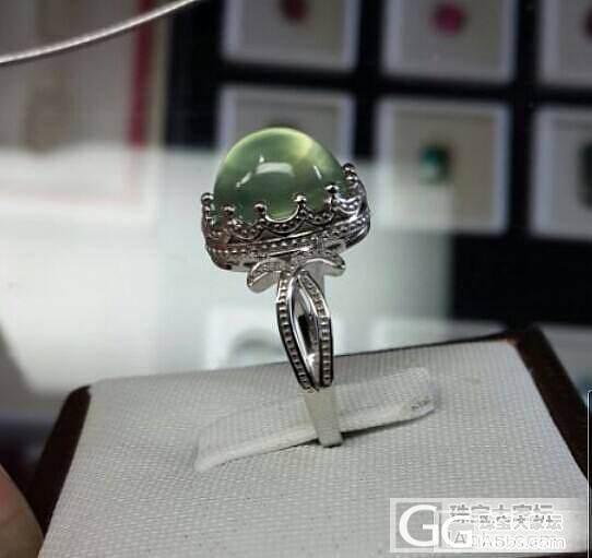【傲蕾伊兰珠宝】长草尚美的皇冠款有一..._傲蕾伊兰珠宝