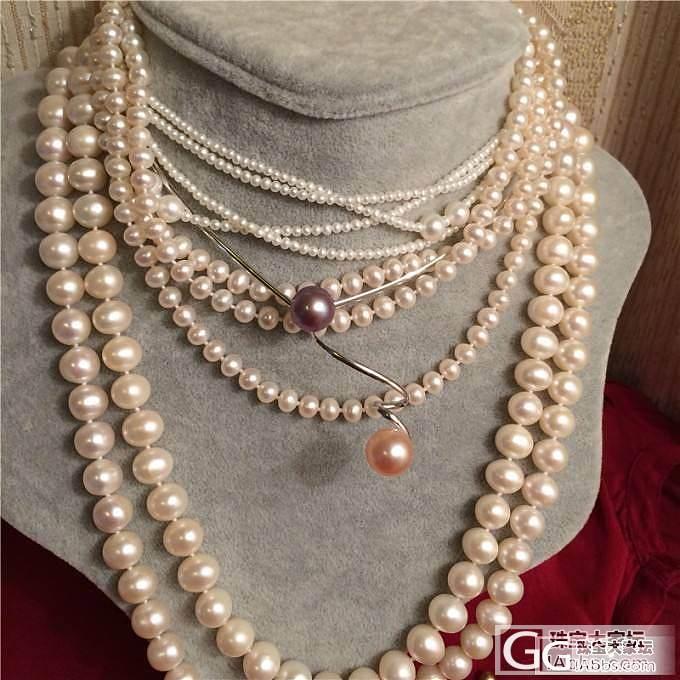 双十一准备做一些淡水珍珠促销。_有机宝石