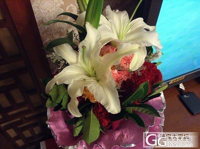母亲节鲜花,大家说说各地的花价吧_闲聊