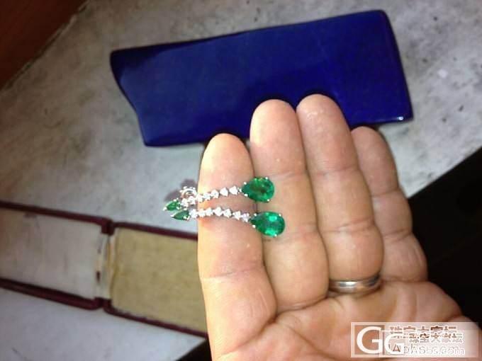 一个祖母绿吊坠_祖母绿吊坠