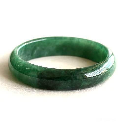 【大熊翡翠】缅甸天然A货翡翠戒面、戒指、平安扣出来和大家见面啦!_珠宝