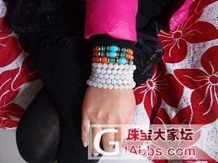求教:新手小白刚入的手链,是否值得入手?谢了_和田玉