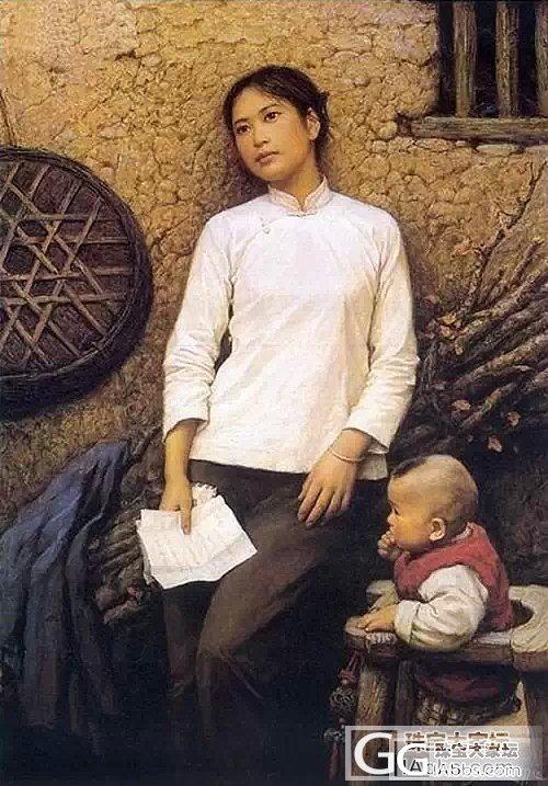 与大家分享几张美图(带有银镯的哟)祝银版上所有美女妈妈们母亲节快乐!_闲聊银